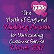 Outstanding customer sevice award