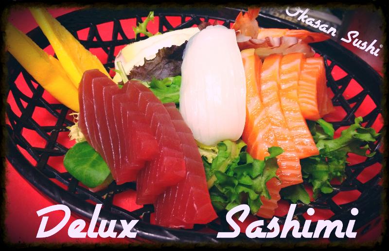 Deluxe Sashimi Moriawase