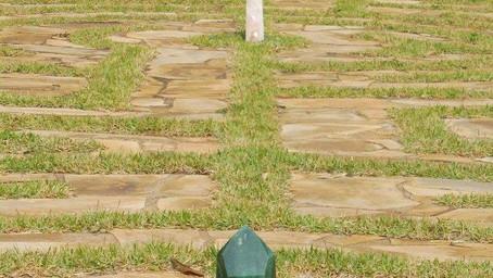 A grama mais verde: a história de Buda e Mara