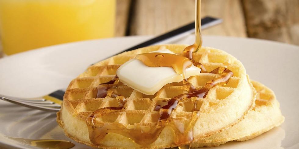 Waffles and Wisdom