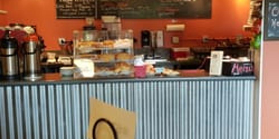 Fall Social at The Oregon Crepe Cafe