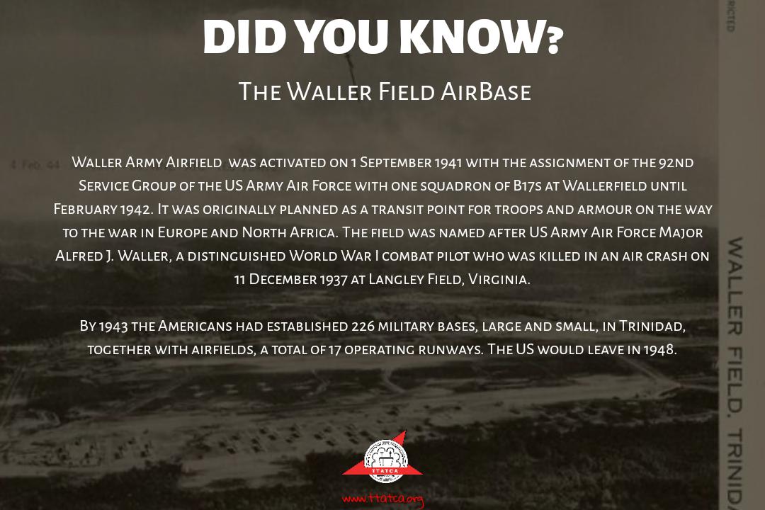 Waller Field Airbase