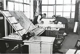 Croydon Airport Control Room