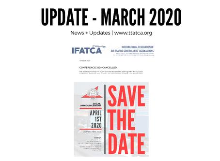Update [MARCH 2020]