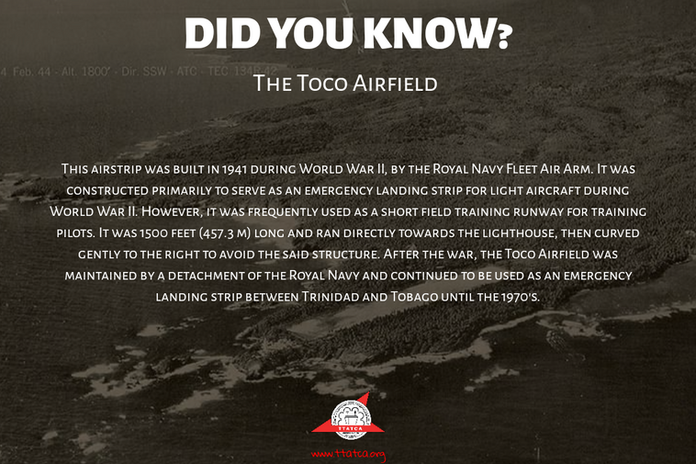 The Toco AirField