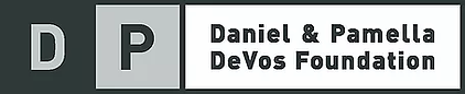 Daniel & Pamella DeVos Foundation Logo.w