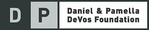 Daniel & Pamella DeVos Foundation Logo.w