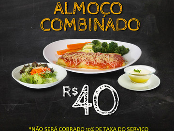Ópera Mix oferece almoço completo a R$ 40,00