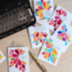 Megan Jewel Handmade Cards