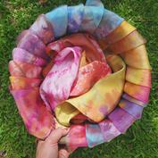 Assortment of Silk Hair Ties