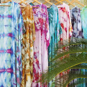 Hand Dyed Caftans