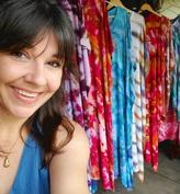 Megan in the Workshop
