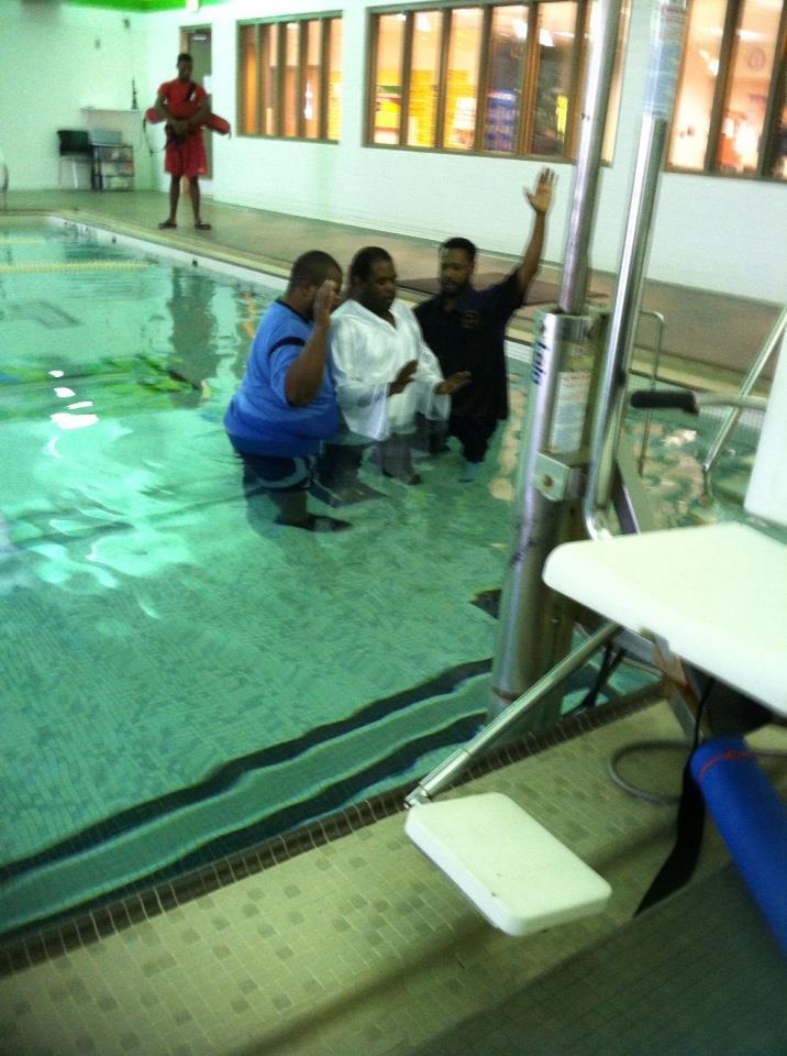 IOG Baptism YMCA