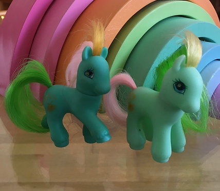 Mon petit poney My little pony G2 Drifter Dreamer Vive la Vie Vive le Vent (2)