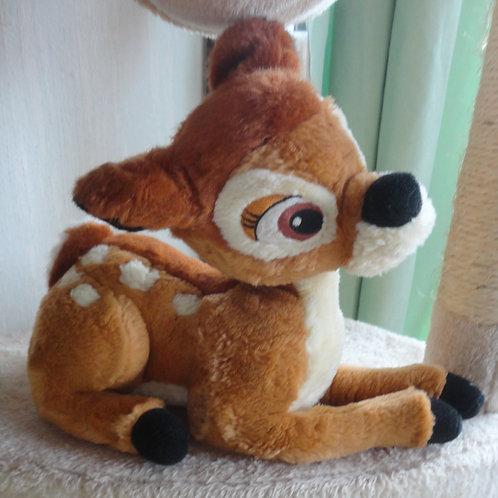 Peluche vintage Disney Bambi .