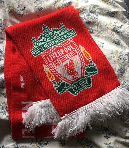 Echarpe de foot Liverpool Football club
