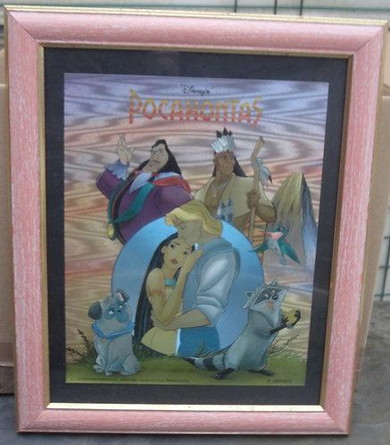 Cadre Disney Pocahontas