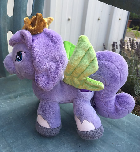 Peluche Filly pony Queen Simba Toys