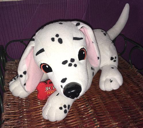 Peluche Disney Mattel Perdita 101 dalmatiens