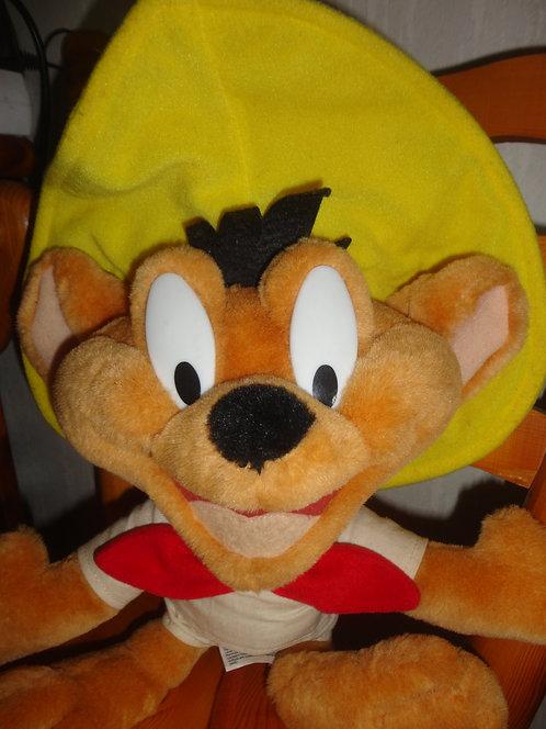 Peluche plush souris Speedy Gonzales Six Flags .