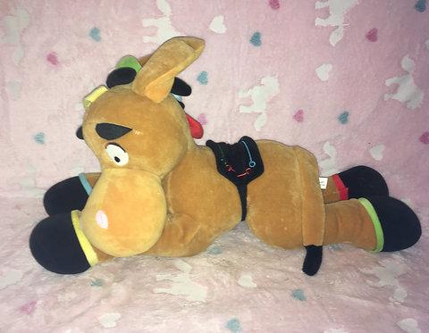 Grande Peluche cheval 50 cm