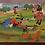 Thumbnail: Puzzle carton vintage Minnie Mouse & ses amis Disney