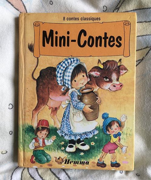 Livre numéroté 2 Mini-contes