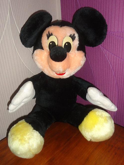 Peluche Disney Minnie Mouse Vintage .