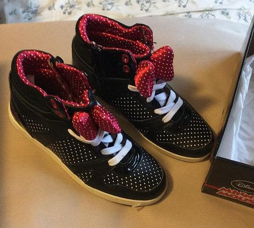 Paire de chaussure Basket enfant Taille 35 Minnie Mouse Disney