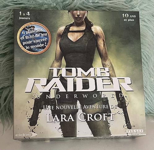 Jeu Tomb raider Underworld Lara Croft