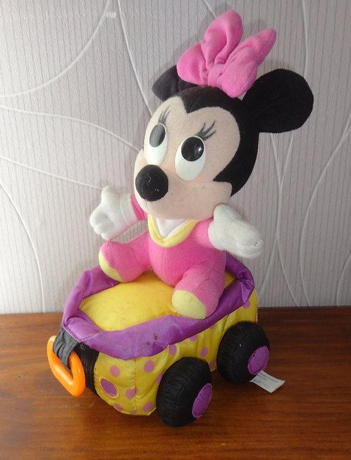 Peluche interactive Minnie Mouse playskool