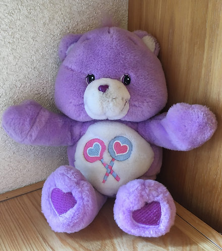 Peluche Bisounours Care bears Toucâlin .
