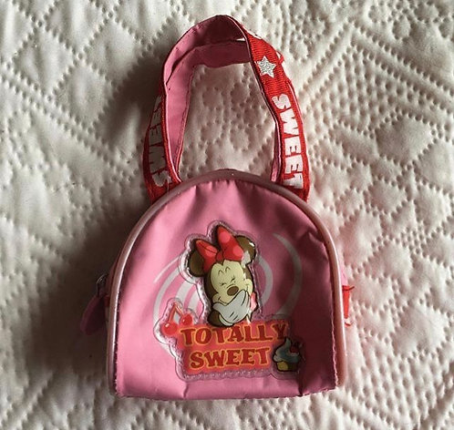Petit porte monnaie style sac Minnie Mouse Disneyland resort Paris