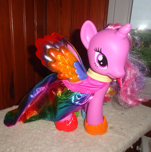 Mon petit pony My little pony Princess Twiligth Sparkles Rainbow Power