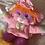 Thumbnail: Peluche Popples Pyjama Polochon Mattel
