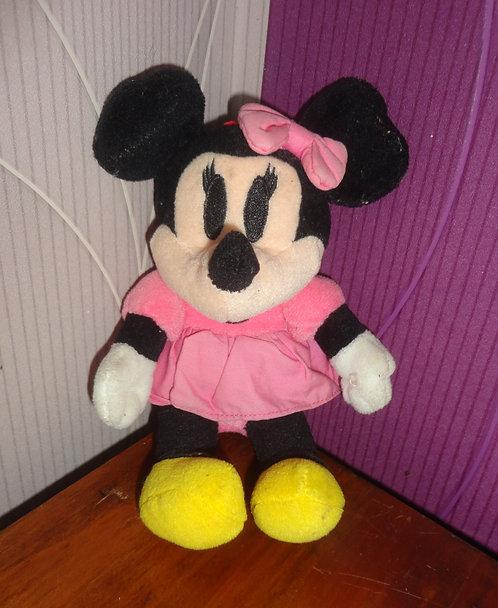 Petite peluche Minnie Mouse .