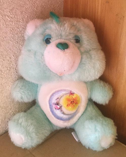 Bébé Bisounours Carebears. Grosdodo / Bedtime Bear. Vintage