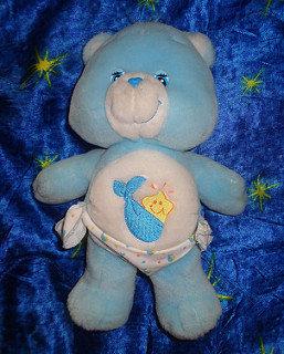 Ti' coquin Baby Tugs Bear. Bisounours / Care bears .