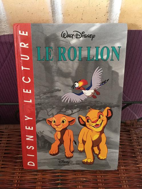 Livre Disney LectureLe roi lion .