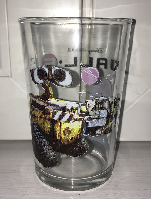 Verre moutarde Wall.E Pixar Disney