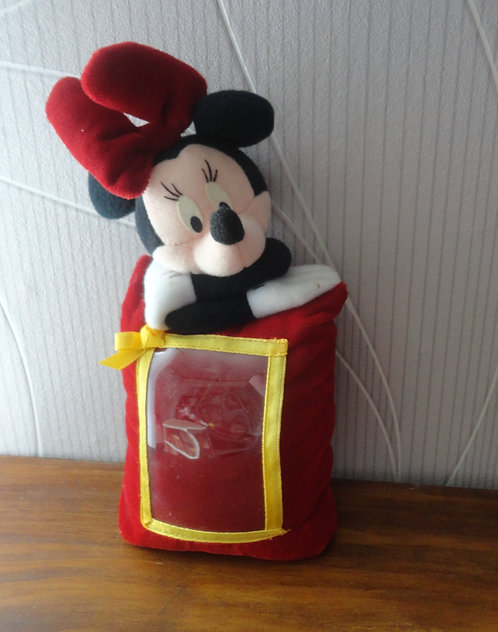 Cadre photo Minnie Mouse Disney .