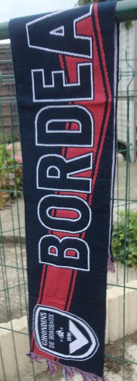 Echarpe de foot Girondins de Bordeaux