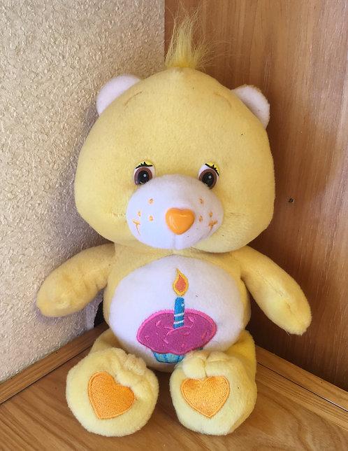 Bisounours récent. Carebears. Grosgâteau / Birthday Bear.