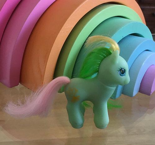 Mon petit poney My little pony G2 Drifter or Dreamer Vive la Vie ou Vive le Vent