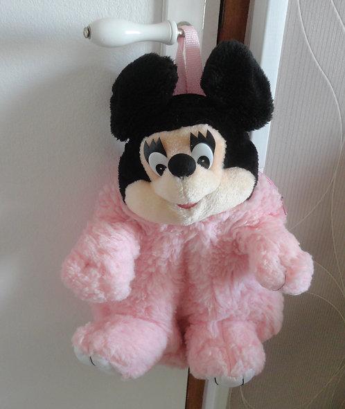 Sac à dos Vintage Minnie Mouse moumoute .