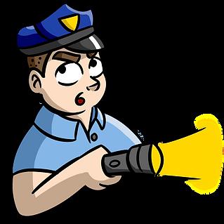 Police Officer Emote