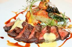 Wagyu Flank Steak at Spruce