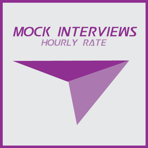 Mock Interviews / Hourly Service