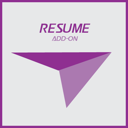GoFurther Product Resume Add-On