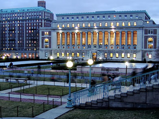 Success Stories: Columbia University in New York City!